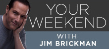 Your Weekend with Jim Brickman Logo